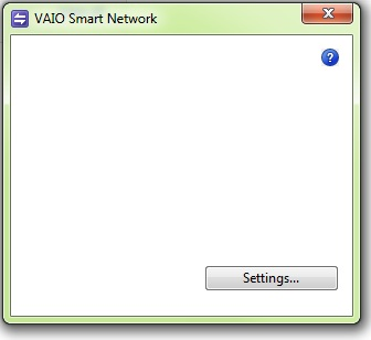 vaio smart network скачать windows 7